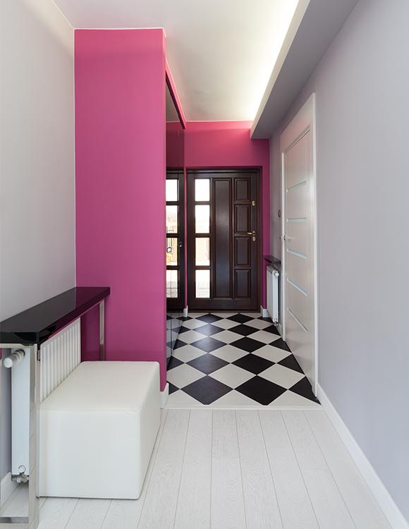 decorations pour le corridor corridor